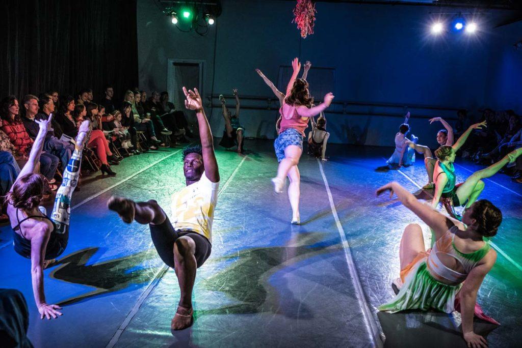 Sarah Emery and Dancers<br /><p>Deborah Triplett Photography</p>