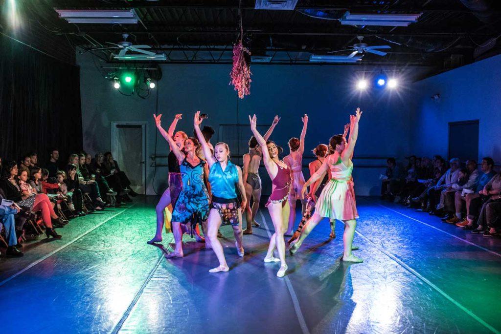 Sarah Emory and Dancers <br /><p>Deborah Triplett Photography</p>