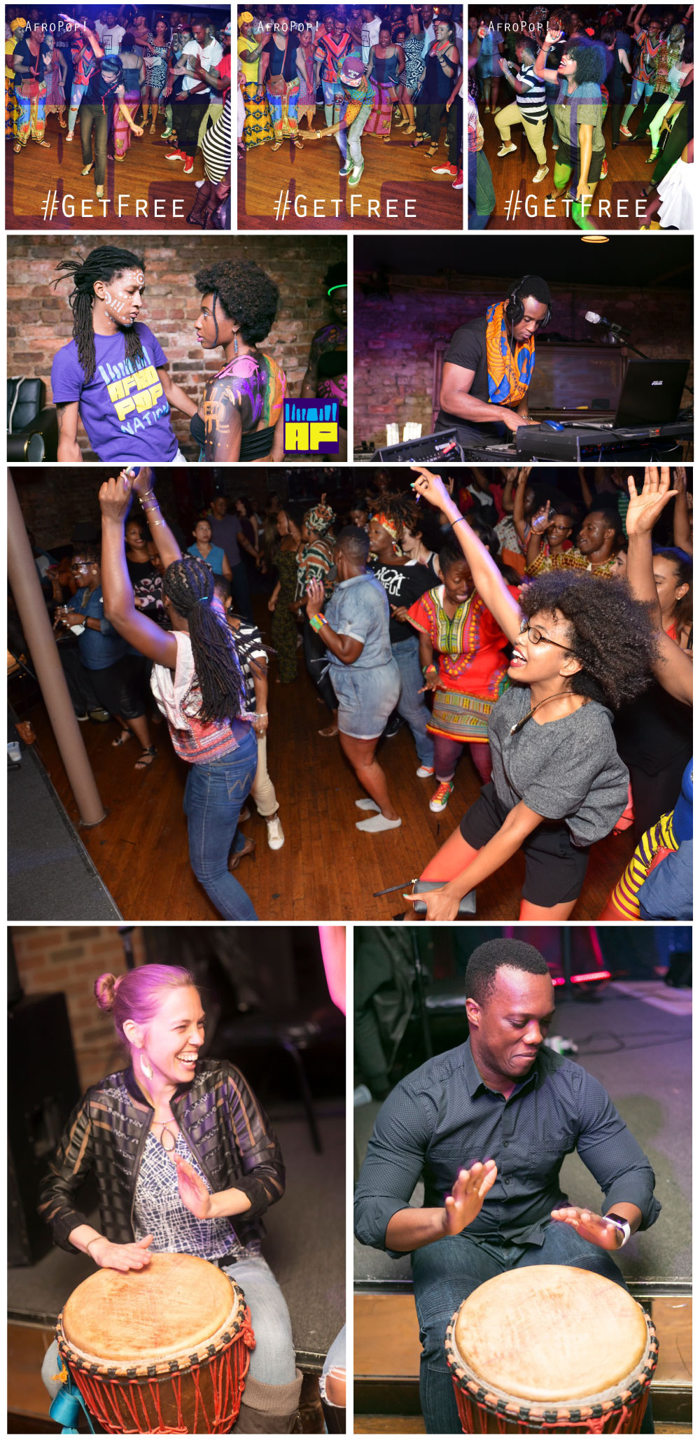 AfroPop-UrbanZue After Party