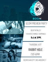 Boom Preview Party