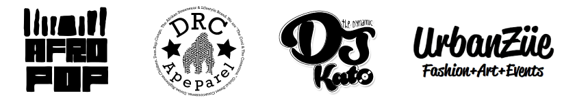 AfroPop-UrbanZue After Party Logos
