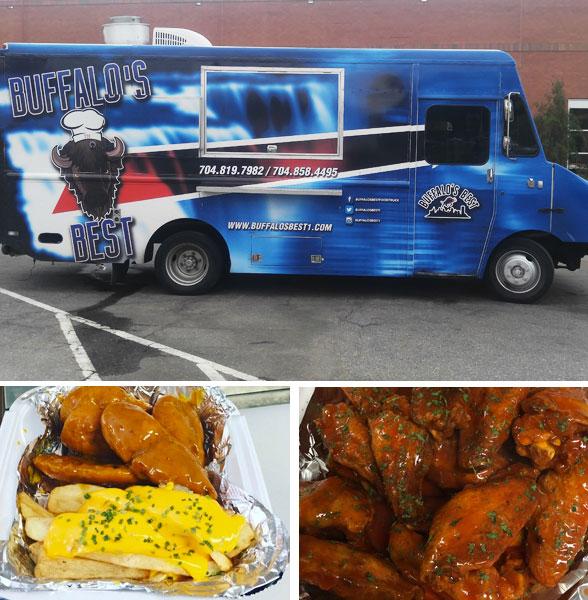 Buffalo''s food truck