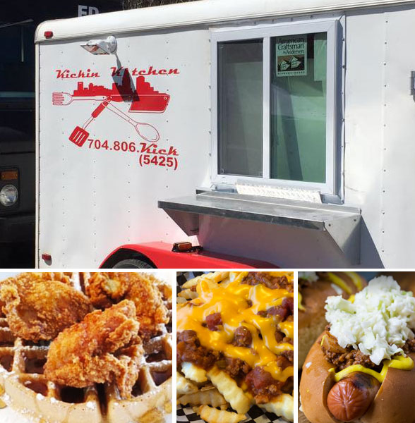 Kickin Kitchen food truck