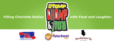 Stomp Chomp Roll