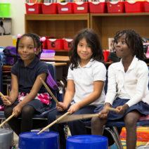 Bucket Band - Charlotte Symphony