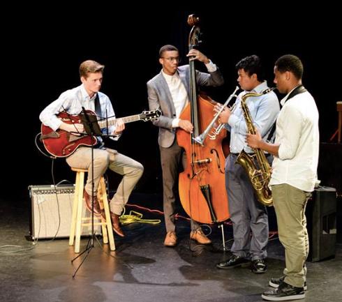 Arets jazzkonsert