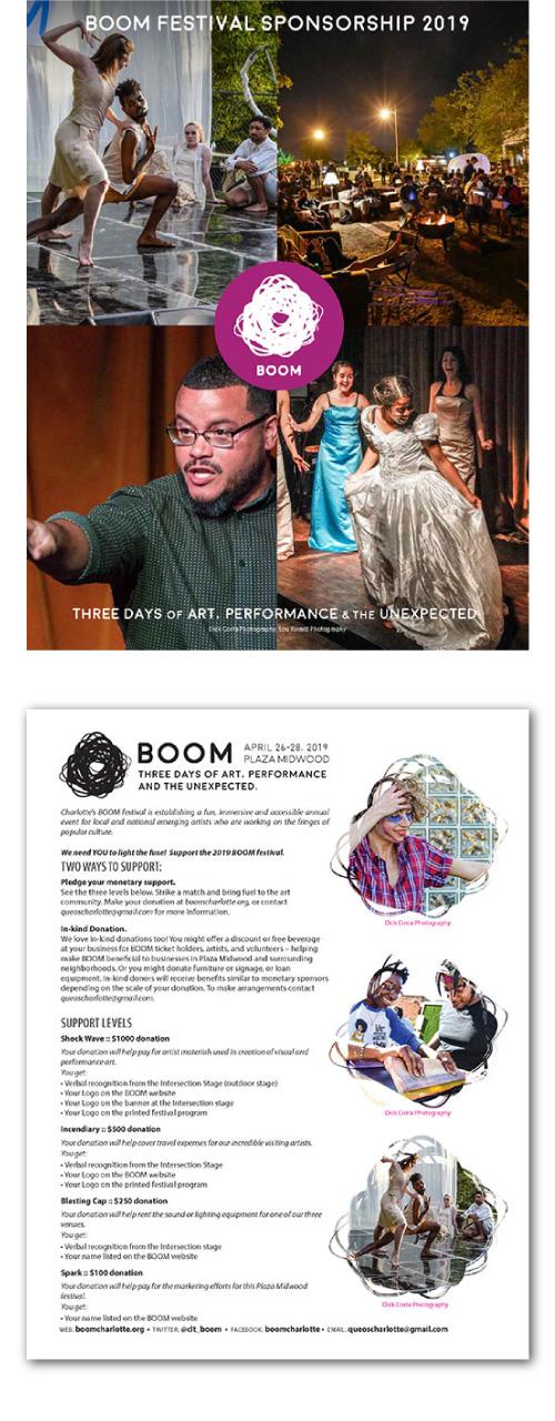 BOOM Sponsor info image