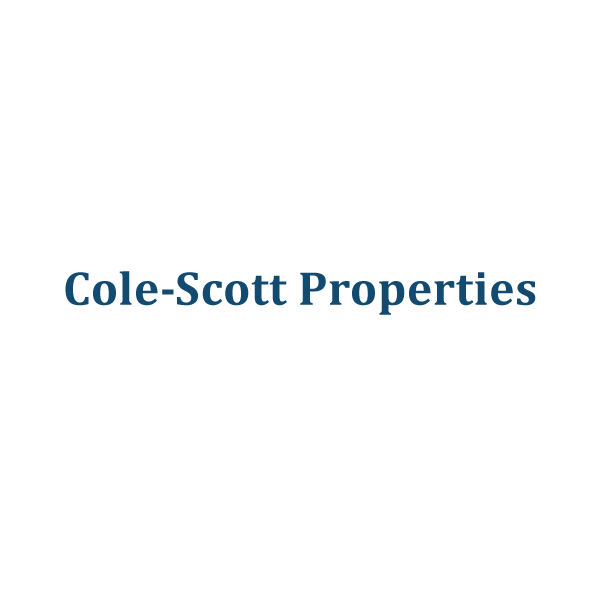 Cole-Scott Properties