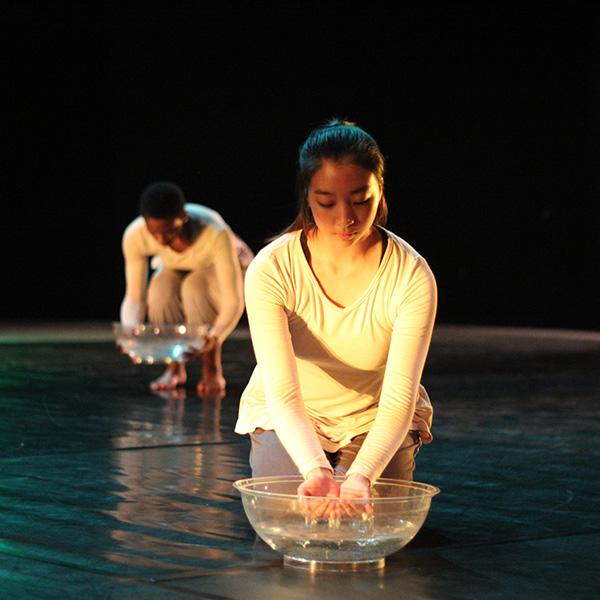 NC Dance Festival photo by Danielle Kinne