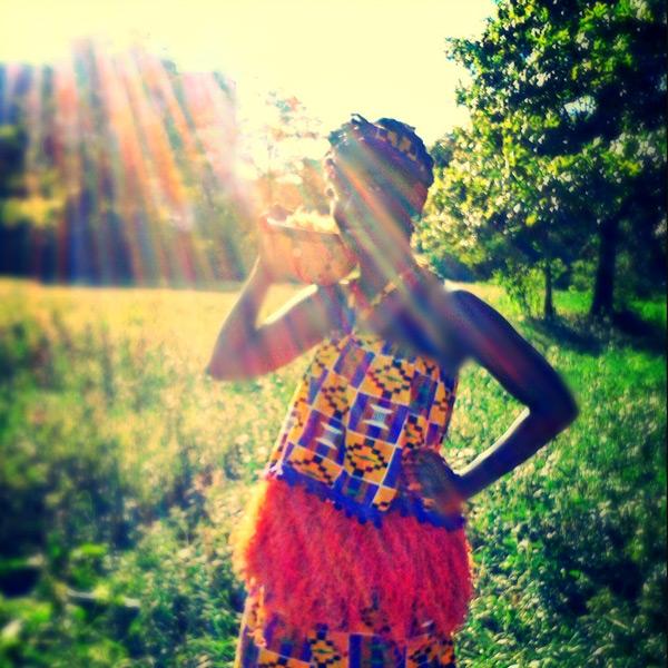 Ballet International African