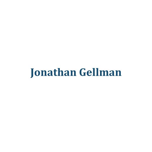 Jonathan Gellman