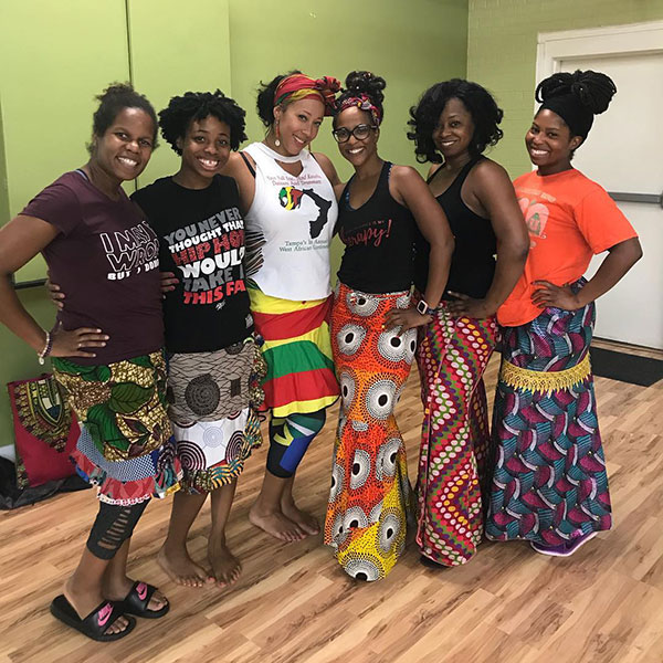 SHAE Movement - African Arts
