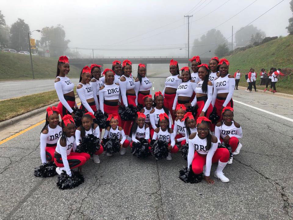 DRC Cheerleading and Dance