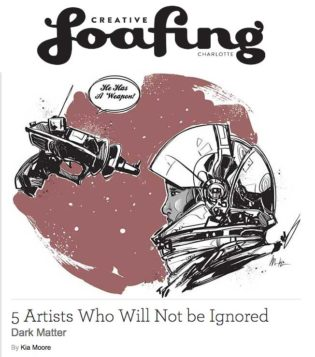 Creative Loafing Art