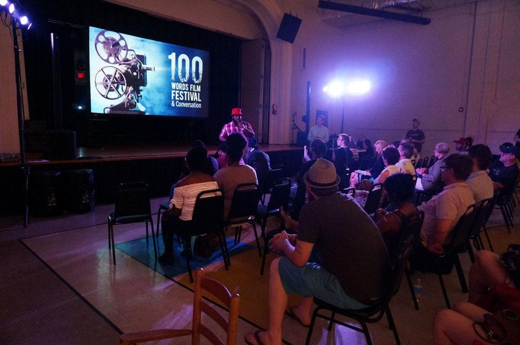 100 Words Film <br /><p>Photo: Lou Kinard</p>