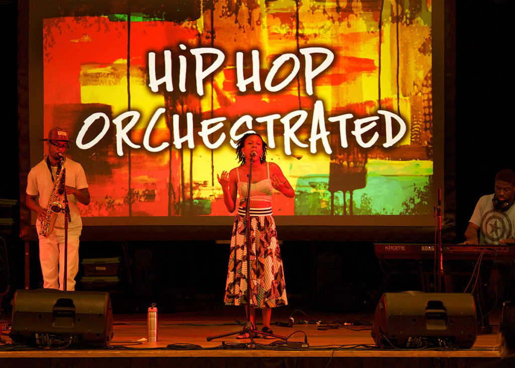 Hip Hop Orchestrated<br /> <p>Photo: David Huff</p>