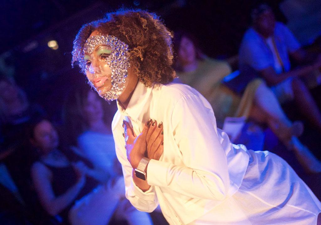 Naimah Kisoki<br /> <p>Photo: Anja Studios</p>