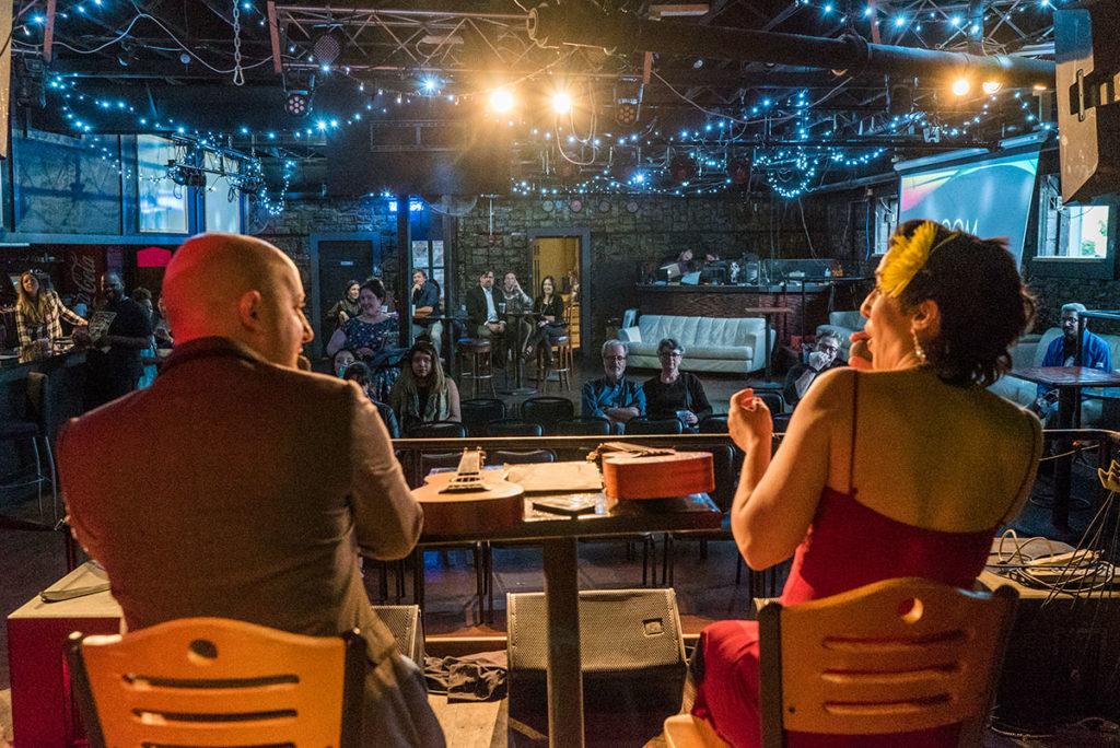 Tampones at Rabbit Hole<br /><p>Photo: Mark Hames</p>