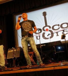 RJ Adams & Tosco Music Party<br /><p>Photo: Lou Kinard</p>