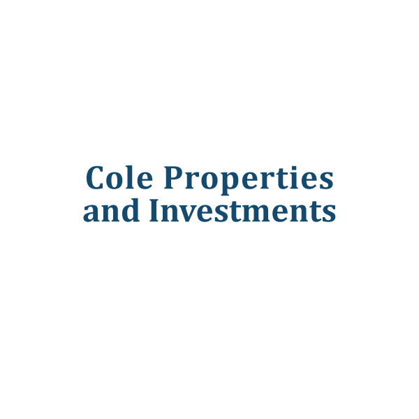 Cole Properties & Investments