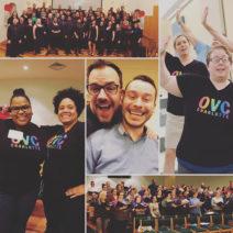 One Voice Chorus Collage