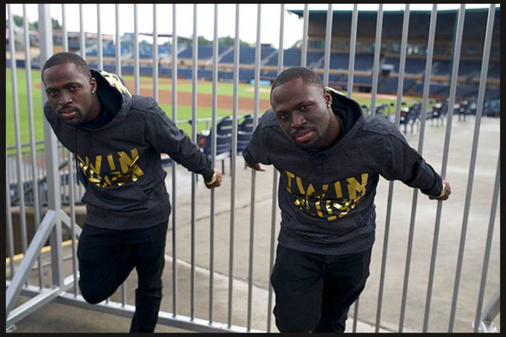 TwinNation Dance Company - Sanwone and Santae Benjamin