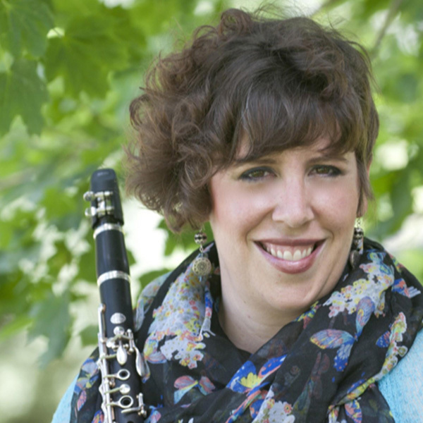 Bass Clarinetress - Jessica Lindsey