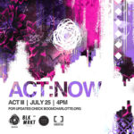 ACT:NOW  – ACT III
