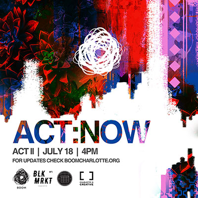 BOOM ACT:NOW - ACT II