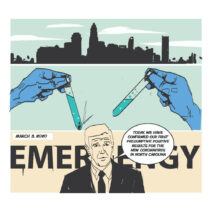 Pandemic Graphic Novel - featured
