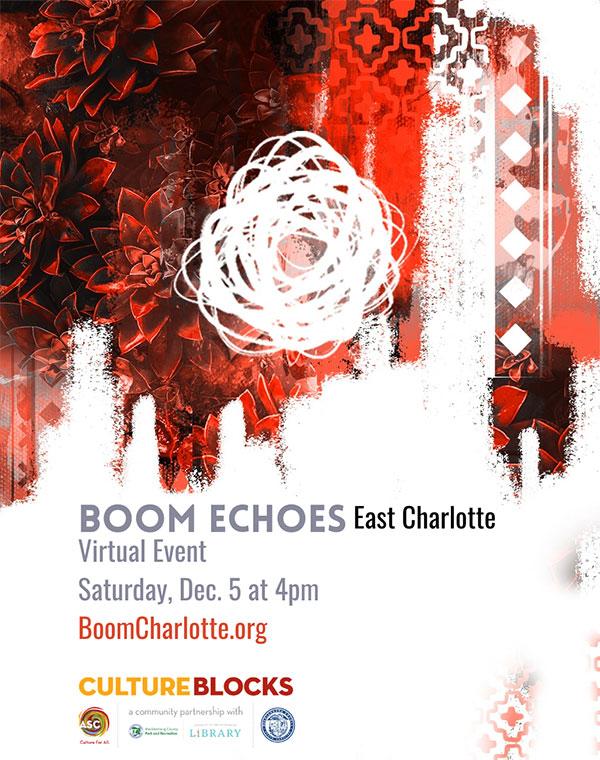 BOOM Echoes East - Charlotte, NC