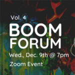 BOOM Forum Vol. 4: Telling Truth-Perspectives on Privilege in Storytelling