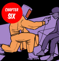 BOOM - Pandemic Graphic Novel, Chapter 6
