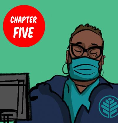 Pandemic Graphic Novel - Chapter 5