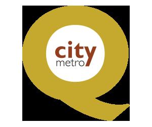 QCity Metro Logo